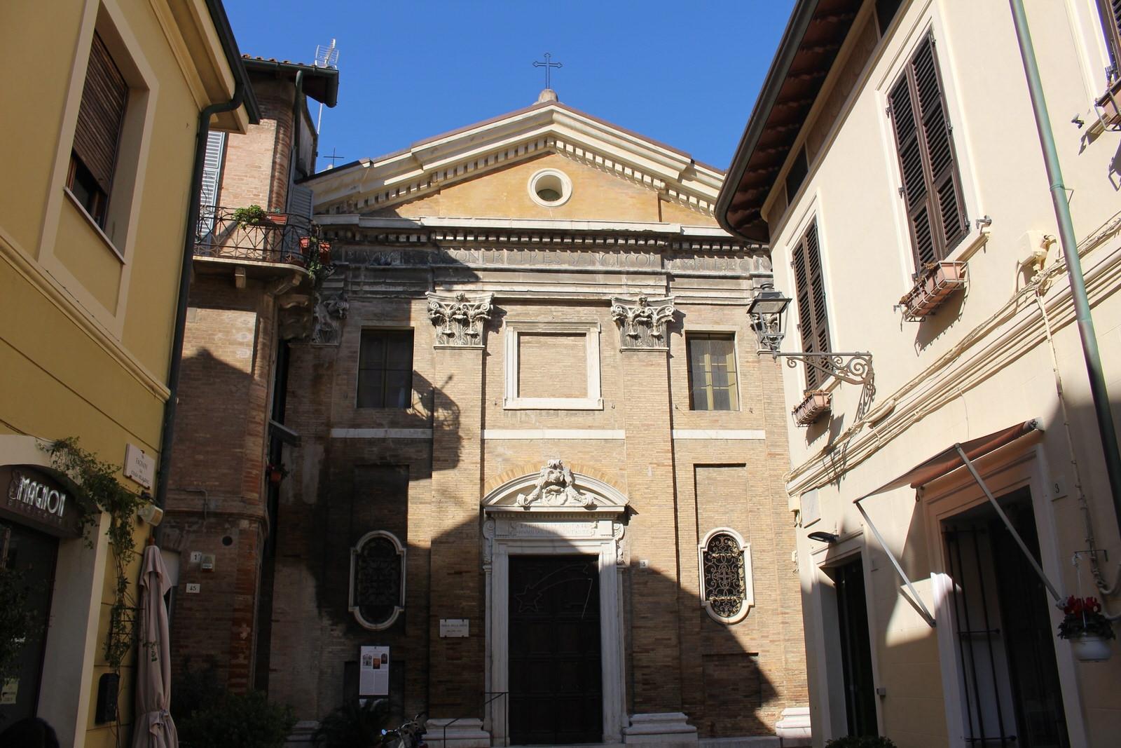 Senigallia_Chiesa_della_Croce