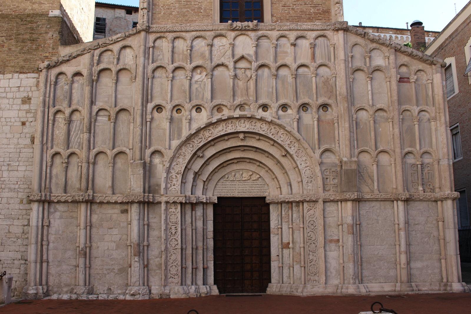 Ancona Santa Maria della Piazza