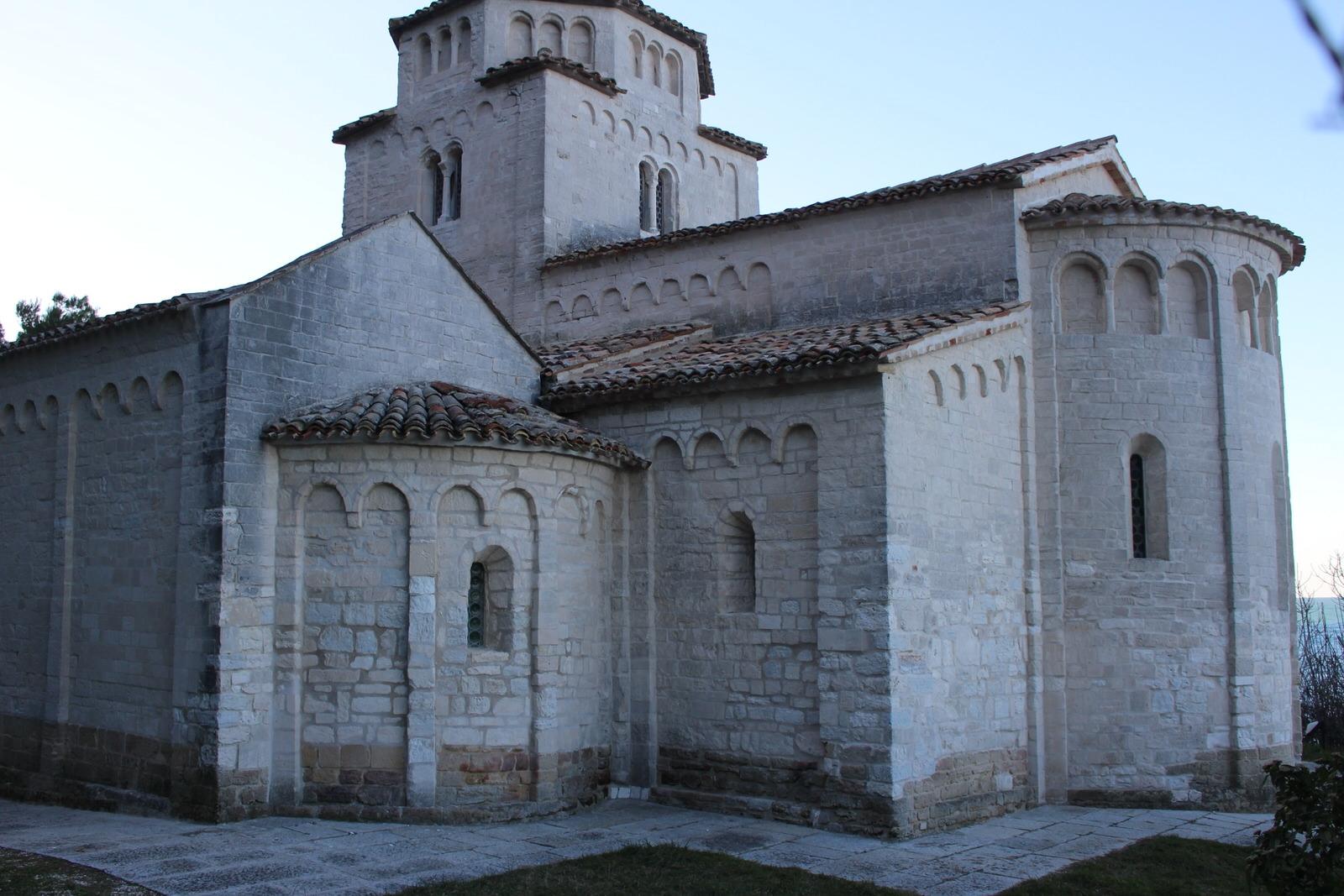 Santa Maria di Portonovo Absidi 2