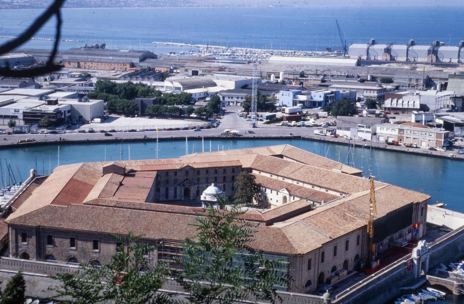 Ancona_Mole_Vanvitelliana