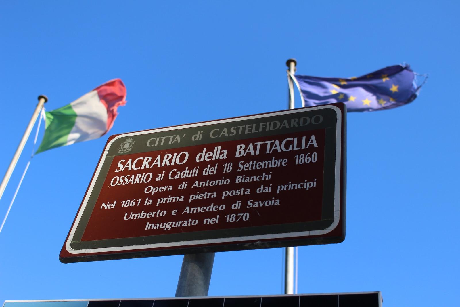 Castelfidardo_Sacrario_Bandiere